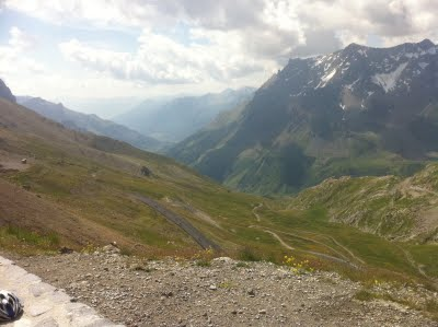 Galibier+view