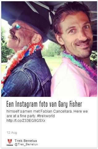 Gary and Fabian
